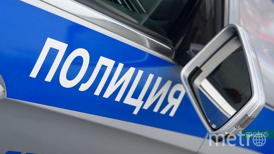 В Подмосковье тепловоз снёс полицейский УАЗ на железнодорожном переезде. Фото Василий Кузьмичёнок