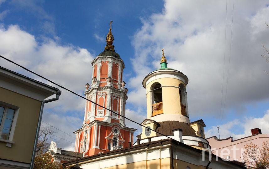 Храм Архангела Гавриила. Фото Василий Кузьмичёнок
