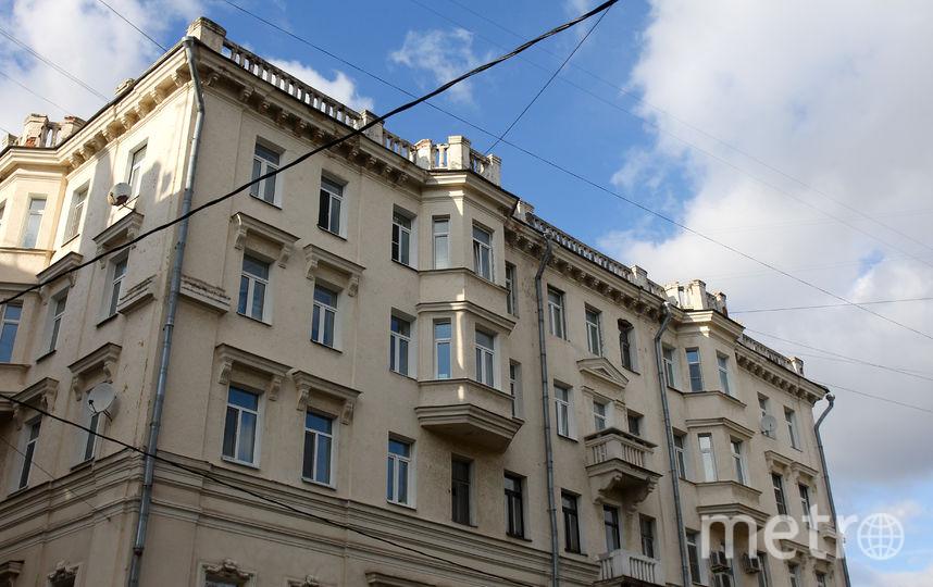 Дом, где жил Шухов. Фото Василий Кузьмичёнок