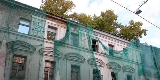 Бывшая архитектурная школа Матвея Казакова.