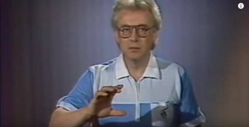 Скончался Аллан Чумак. Фото Скриншот Youtube