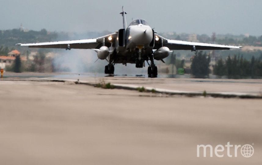 Су-24. Фото РИА Новости