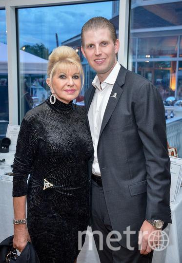Первая жена Дональда Трампа - Ивана Трамп. Фото Getty