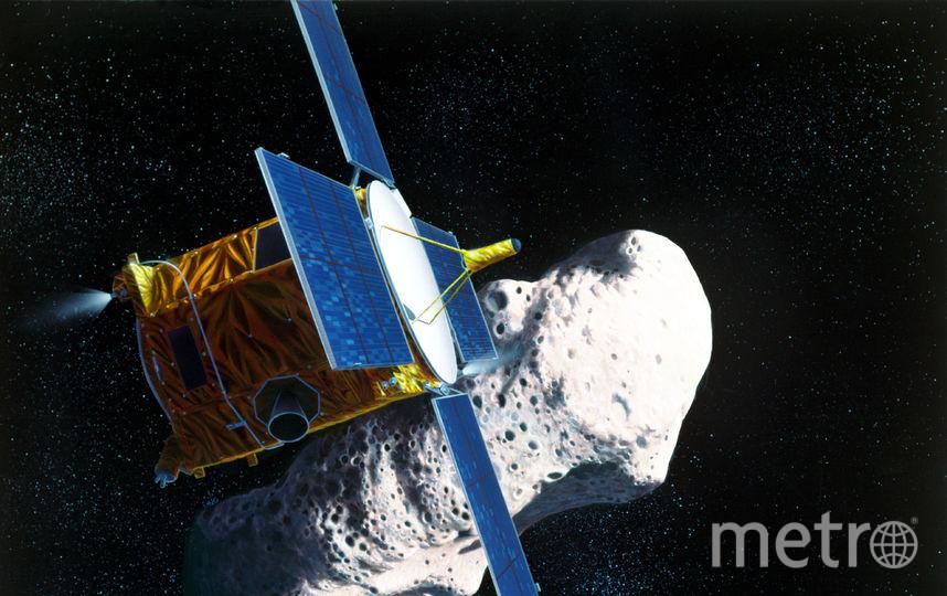 Астероид 2012 ТС4 пролетел мимо Земли