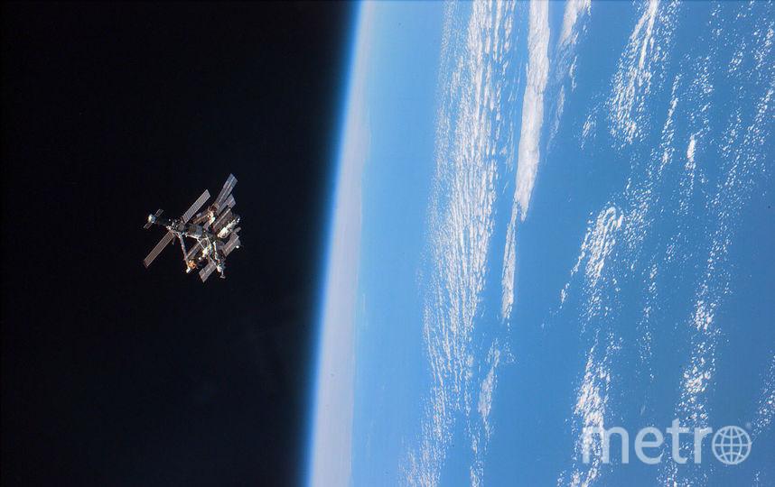 Земля из космоса. Фото Getty