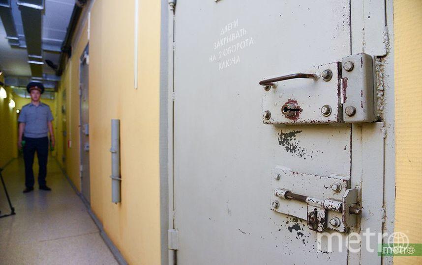 """Суд продлил арест сына актёра из """"Интернов"""", обвиняемого в избиении блогера в Москве. Фото Василий Кузьмичёнок"""