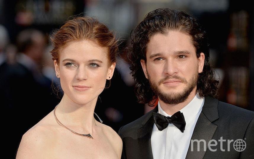 Съемки 8-го сезона «Игры престолов» прервут из-за свадьбы актеров