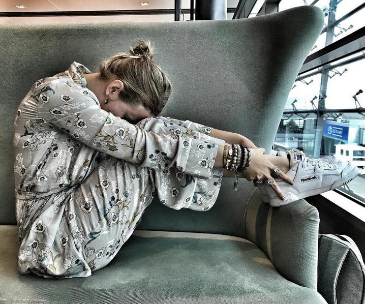 Собчак рассказала, когда ей понравились дети. Фото Скриншот/Instagram: xenia_sobchak