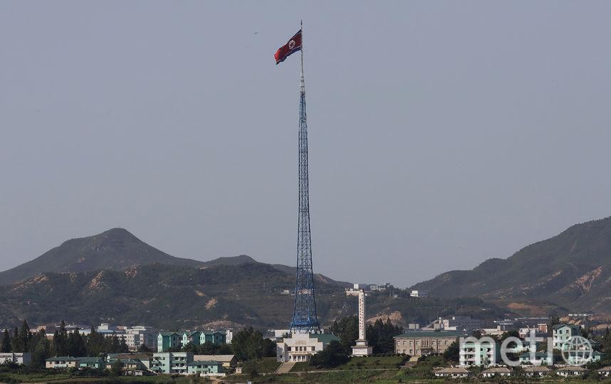 Северная Корея. Фото Getty