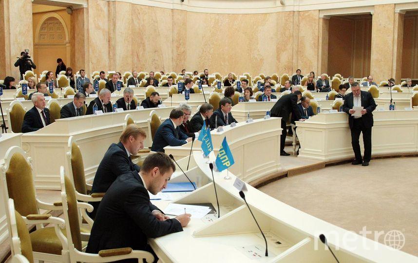 Макаров потребовал проверить главу комитета по строительству Петербурга.