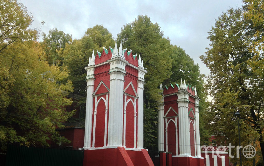 "На территории парка отреставрировали беседки. Фото Василий Кузьмичёнок, ""Metro"""