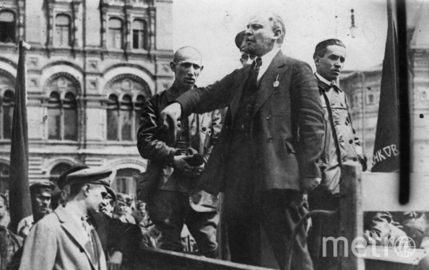 Революция 1917 года. Фото Getty
