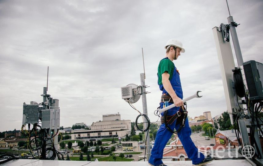 оператор улучшил покрытие в Курортном районе, а также в торговых и бизнес-центрах города на Неве.