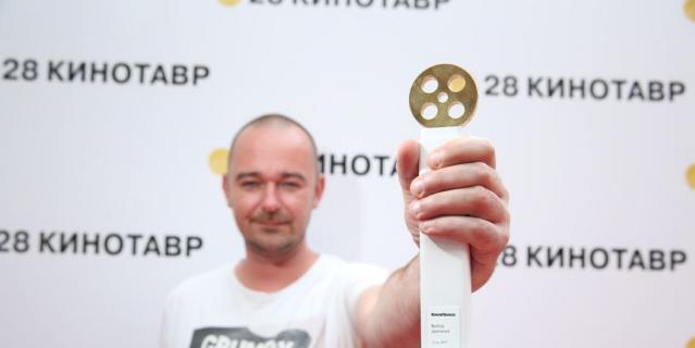 Борис Хлебников.