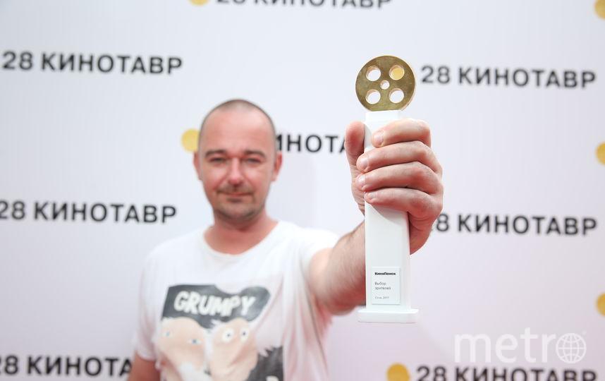 Борис Хлебников. Фото предоставлено пресс-службой кинокомпании СТВ.