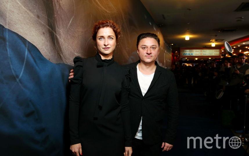 Актеры, сыгравшие главные роли в фильме. Фото предоставлено пресс-службой кинокомпании СТВ.
