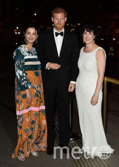 Принц Гарри появился на благотворительном ужине в Лондоне. Фото Getty