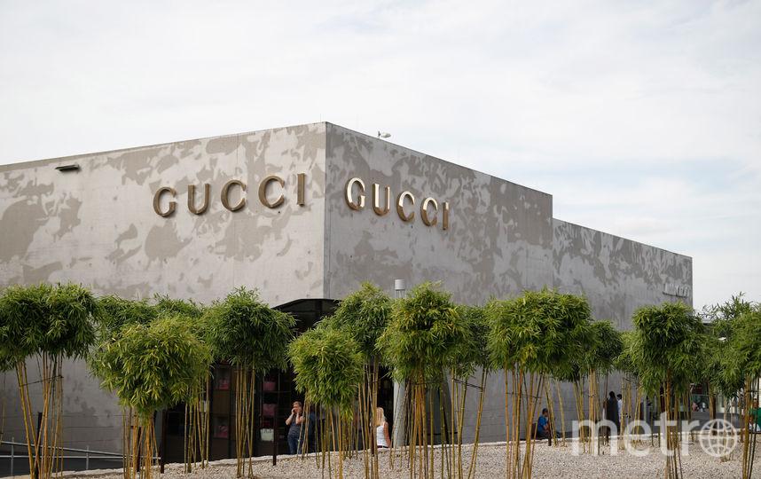 Gucci. Фото Getty