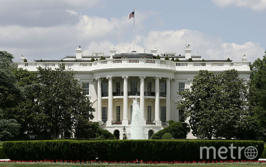 Белый дом, Вашингтон. Фото Getty