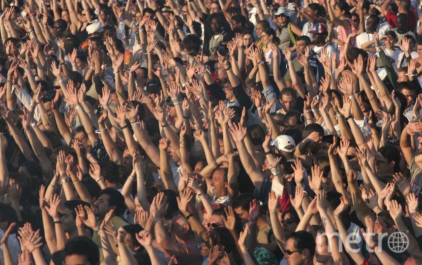 16-летняя американка довизжалась до разрыва легкого на концерте поп-группы. Фото Getty