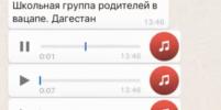 Их хотят сделать вункердырдыр! Запись родительского чата школы в Дагестане покорила Сеть