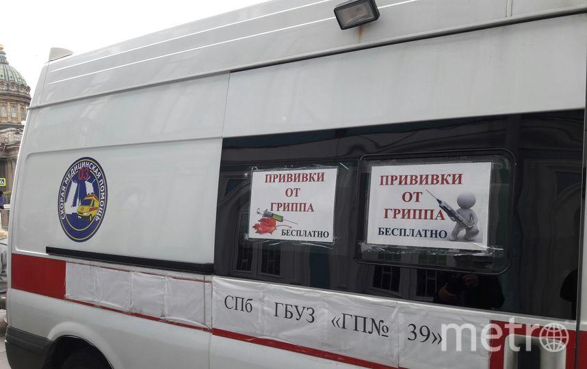 Специалисты рассказали, когда в Петербург придет грипп.