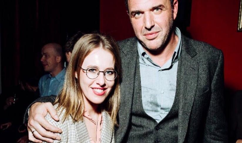 Ксения Собчак и Мксим Виторган - фотоархив. Фото https://www.instagram.com/xenia_sobchak/