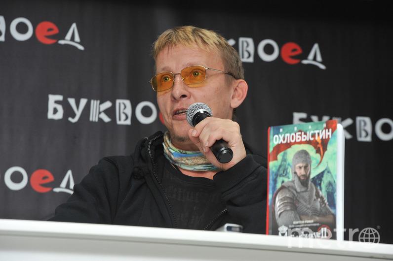 Иван Охлобыстин пообщался с поклонниками и СМИ. Фото все - Святослав Акимов.