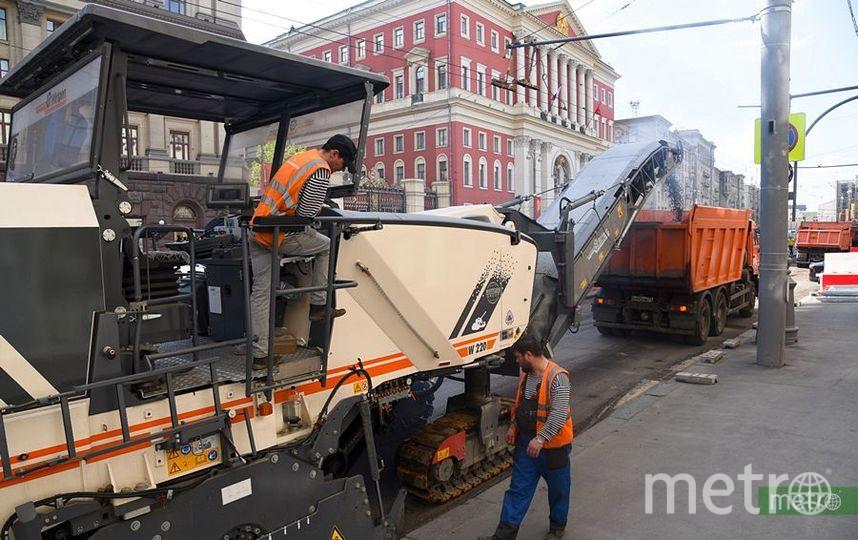 """Программу """"Моя улица"""" продлили в Москве до 2020 года. Фото Василий Кузьмичёнок"""
