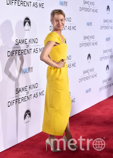 Актриса Рене Зеллвегер. Фото Getty