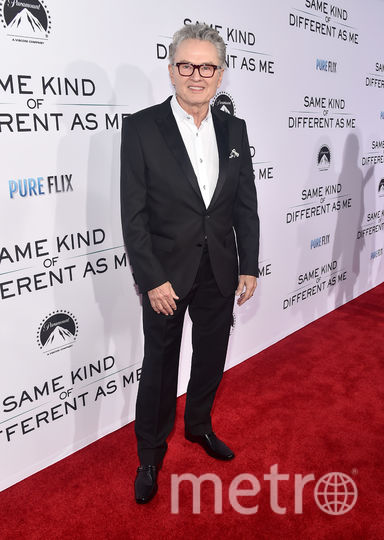 Рон Холл. Фото Getty