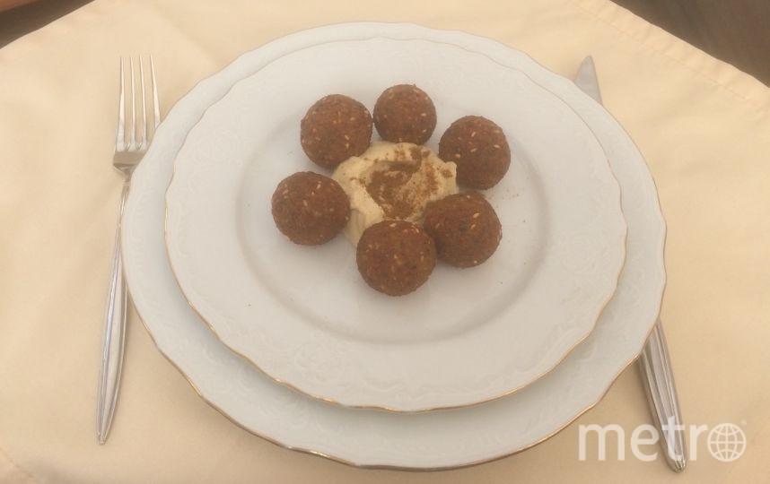 """Ресторан """"Иерусалим"""". Фото Мария Беленькая., """"Metro"""""""