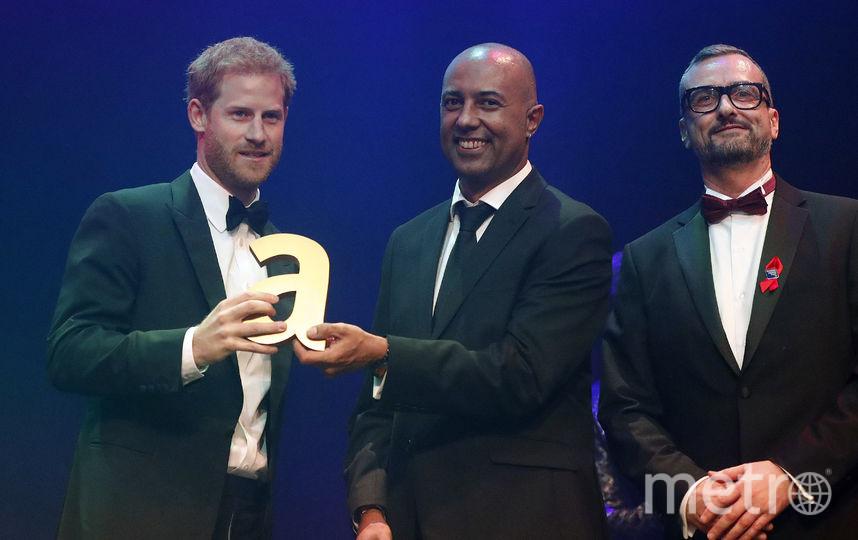 """""""Гордимся мамой"""": Принц Гарри получил посмертную награду леди Ди. Фото """"Metro"""""""