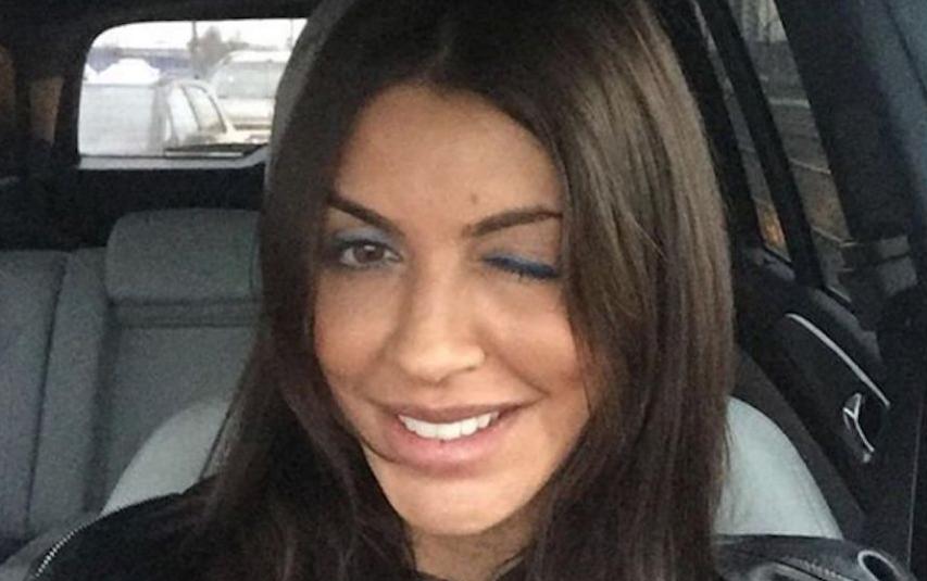СМИ: Жена Аршавина подает на развод. Фото Скриншот: Instagram/alisiaarshavina