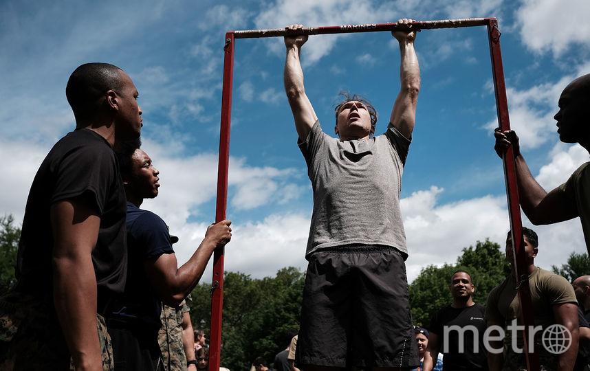 Американские военные на учениях (архивное фото). Фото Getty