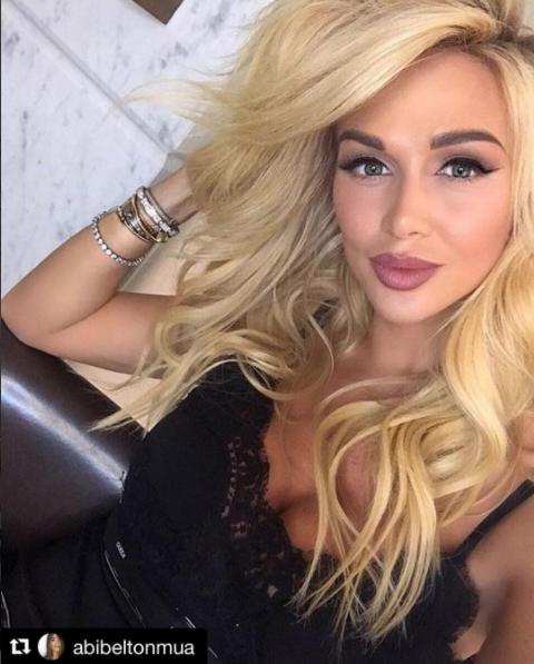 Скриншот instagram.com/lopyrevavika/?hl=ru.