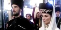 Видео с тайной свадьбы Сати Казановой попало в Сеть