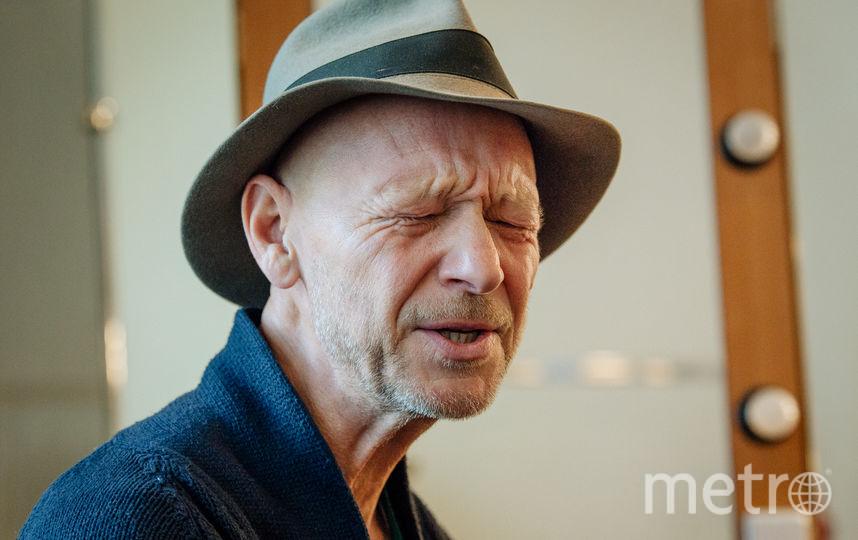 Знаменитый режиссёр Люк Персеваль. Фото Натальи Кореновской