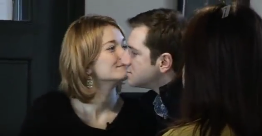 Надежда Михалкова и Резо Гигинеишвили разводятся. Фото Скриншот Youtube