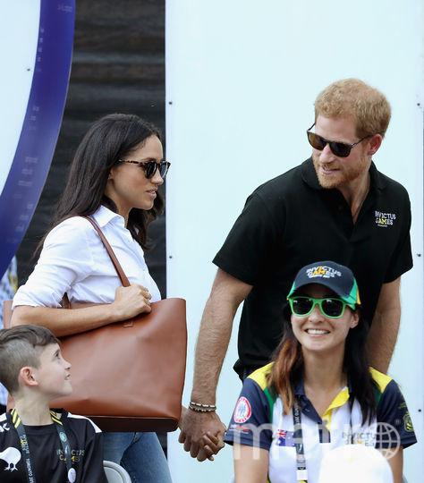 Королевская семья готовится к приезду Меган Маркл. Фото Getty