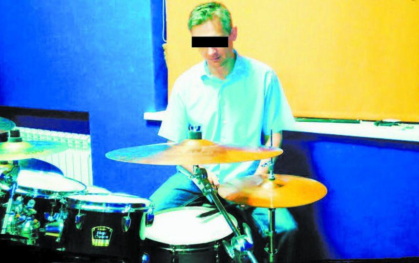 В свободное время Станислав занимался музыкой. Фото vk.com