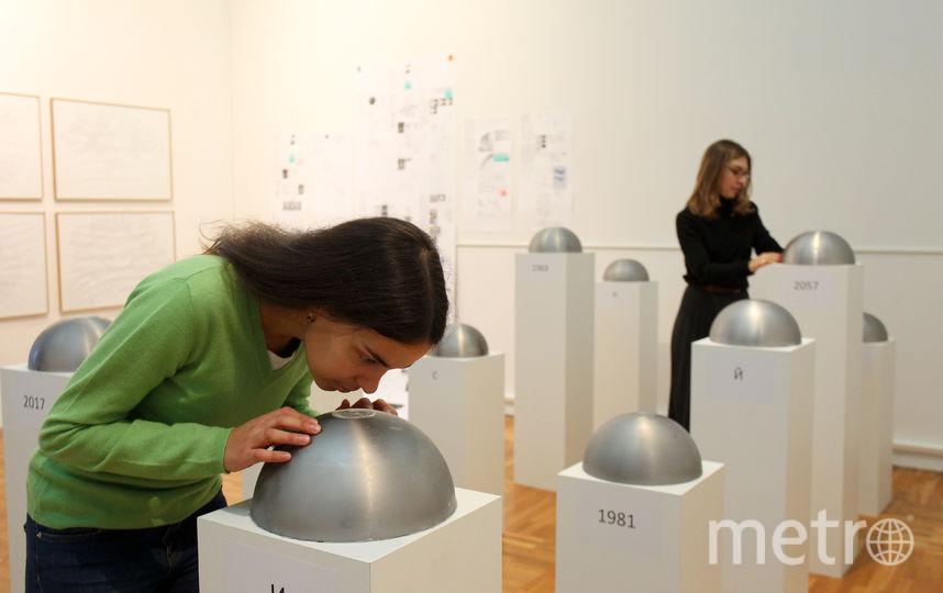 """Кроме Интернета на экспозиции можно понюхать и другие высокие технологии. Фото Василий Кузьмичёнок, """"Metro"""""""