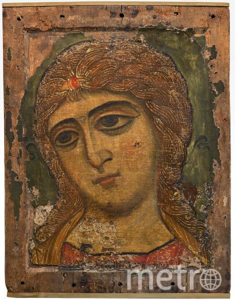 «Ангел Златые Власы» – визитная карточка Русского музея  | предоставлено Русским музеем.