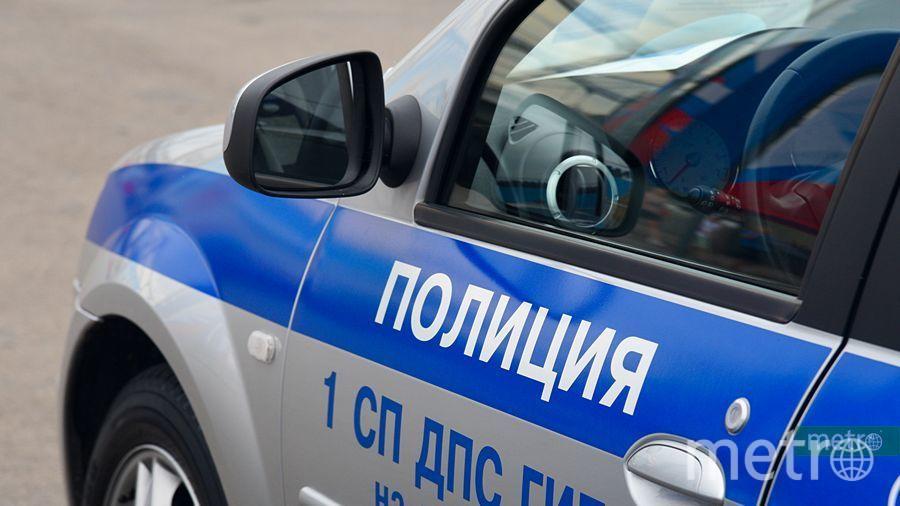 В центре Москвы машина насмерть сбила двоих дорожных рабочих. Фото Василий Кузьмичёнок