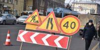 В центре Москвы машина насмерть сбила двоих дорожных рабочих
