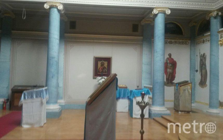Домовая церковь Михайловского дворца. Фото Фото - Ольга Рябинина.