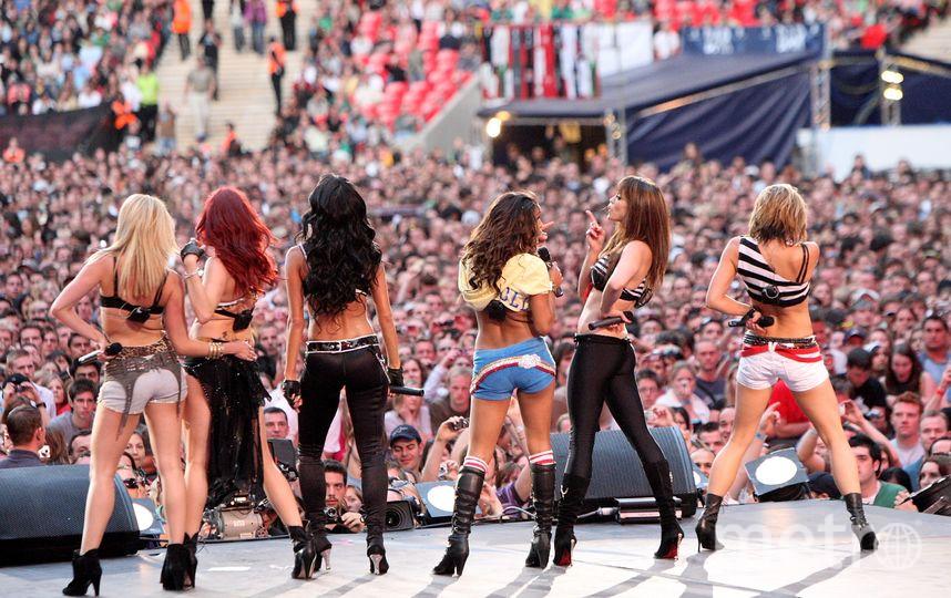 Pussycat Dolls. Фото Getty