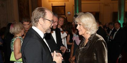 Букер-2017 вручала супруга принца Чарльза: фото