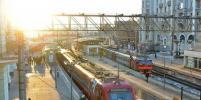 Электрички в Москве переходят на зимнее расписание