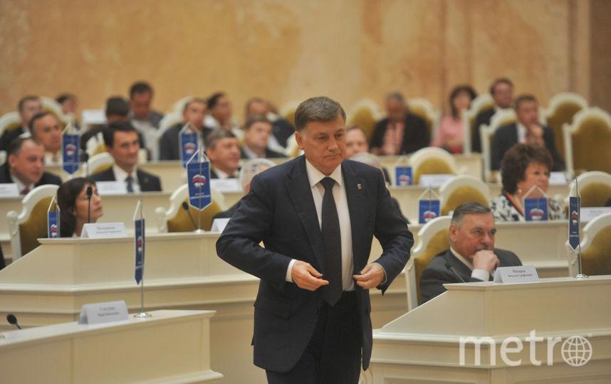 Макаров поздравил Вишневского. Фото Getty